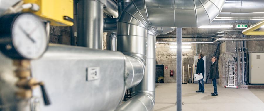 Wärmenetze und Bioenergie