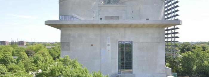 Energiebunker Wilhelmsburg – 2. Bauabschnitt