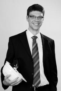 Bauleiter Roman Klein